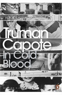 """""""Then starting home, he walked toward the trees, and under them, leaving behind him the big sky, the whisper of wind voices in the wind-bent wheat."""" From In Cold Blood by Truman Capote"""