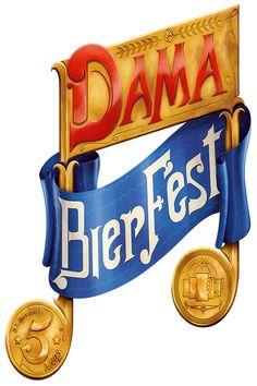 Aniversário de 5 anos da Dama Bier vai ter cerveja comemorativa e festival para comemorar!!!  Dia 28 de Fevereiro!! www.senhoramesa.com.br