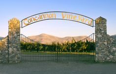 CONCANNON WINERY   Livermore Valley's Tesla Road is one of California's premier wine tasting trails. Concannon is located at the center stage of the winegrowing renaissance in the Livermore Valley Wine Country.