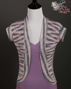 Simple Springtime Crochet Cardigan