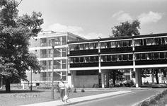 Kossuth Lajos Kollégium (1966) Multi Story Building