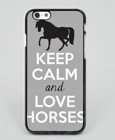 This durable hard plastic mobile phone case is amazing present for all horse lovers! It is compatibile for Iphone 6, 6plus, 5, 5s, 5c, 4, 4s Limited Time Only - don't miss it! **Free Shipping!**