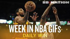 The wonder of Kyrie Irving breaking ankles + more NBA GIFs (Daily Win)