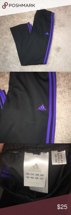 ADIDAS EUC ❤️ ** Bundle your likes for a private offer!! ** ( private offers are 10-30% off depending on number of items in your bundle! ) adidas Pants Track Pants & Joggers
