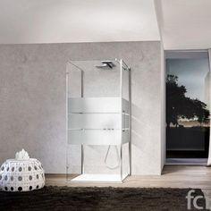 Slim #Architectural_Shower by #ideagroup .Showroom open 7 days a week. #fcilondon #furniture_showroom_london #furniture_stores_london #ideagroup_bathroom_shower #modern_bathroom_shower #bathroom_shower #100design @designlondon