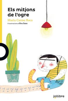 Títol: Els mitjons de l'ogre. Autor: ROCA, Maria Carme. Editorial Jollibre (Santillana Grup Promotor). Resum: L'ogre Maties té manies, una història divertida explicada en vers. Products, Children's Literature, Funny Stories, Books Online, Socks, Author, Hilarious, Illustrations, Short Stories