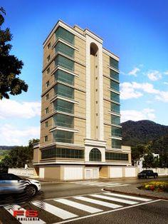 ENC: 278 - Doce Maria Residencial - Apartamentos Duplex 2 suítes em Meia Praia ~ WWW.FSIMOBILIARIA.COM