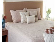 Cream Hand Quilted Cotton Bedspread Quilted Bedspreads, Hand Quilting, Bed Spreads, Decoration, Bed Sheets, Shop Now, Relax, Shopping, Luxury