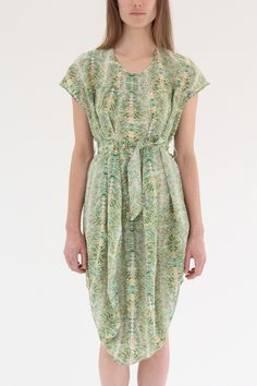 Anntian Silk Dress $490. At Beklina. Why, oh why, is my taste always so expensive. I just fell in love with this dress.