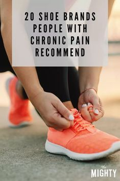 20 Shoe Brands People With #ChronicPain Recommend