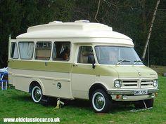 Photo of Bedford CF Camper at oldclassiccar.