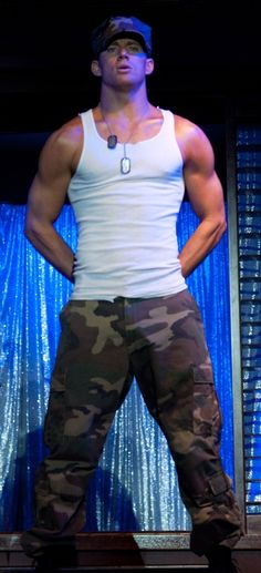 Channing - Magic Mike