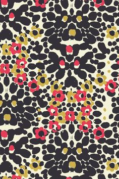 animal-print inspired floral :juliehermant: Allover pour LZC/Etam