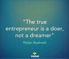 "// Re-post from @pikpax // ""The true entrepreneur is a doer not a dreamer"" Nolan Bushnell #pikpax #entrepreneur #entrepreneurs #entrepreneurquote #dreamer #dream #courierondemand  #lifestyle #business #emprendedor #lifestyle #work #saskatoon #regina #moosejaw #saskbusiness #yxe"