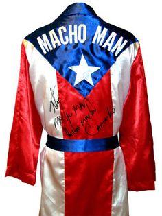 """Macho"" Camacho"