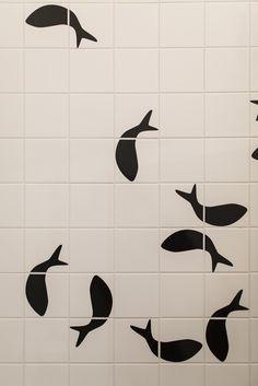 CCS  #apartment #refurbishment #interior #nora #rubber #wood #floor #marcoferreri #bardelli #ceramica #tiles #mezza #pesce #fish #geometric #graphics #interiorstyle #styling #piuerre #architecture #interiorismo #dezeen #archdaily #designmilk #archilovers #architizer #piuerre