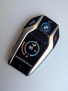 BMW I-8 remote