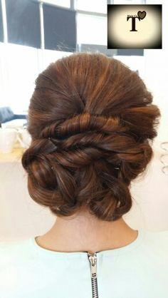 Wedding hair by Trinity Hair Co ♡