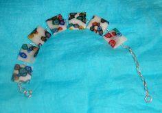 Silver bracelet custom-made