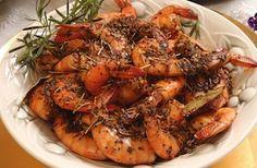 Holly Clegg BBQ Shrimp Trim & Terrific @Virginia Jackson one of my all time favorite recipes.