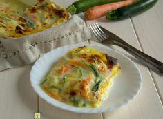 Lasagne con verdure
