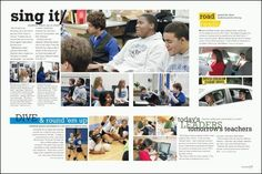 670 best yearbook layout inspiration images page layout