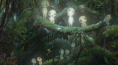 La Princesa Mononoke | Terra.org - Ecología práctica