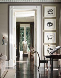 Classic Interior, Home Interior, Interior Architecture, Interior And Exterior, Interior Decorating, Interior Doors, Decorating Ideas, Casas Interior, Modern Interior