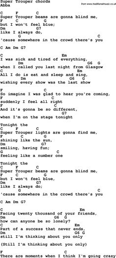 Love Song Lyrics for: Scare Easy-Mudcrutch with chords for Ukulele ...