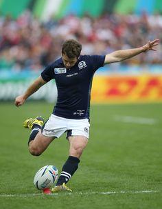 Scotland v Japan - Group B: Rugby World Cup 2015 Greig Laidlaw