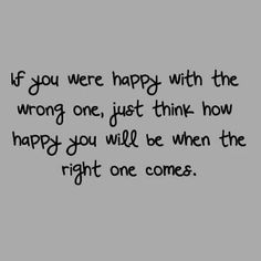 Be happy, with or without Mr, Right