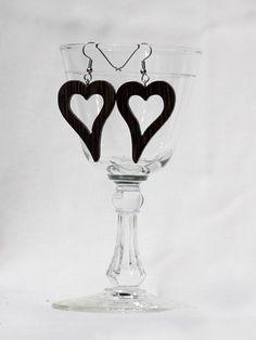 Great $10 Earrings    Fun heart shapes!!