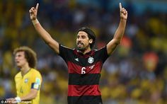 Sami Khedira to Arsenal? Real Madrid's lack of urgency will drag out midfielder's move