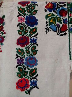 F Cross Stitch Art, Cross Stitch Embroidery, Embroidery Patterns, Hand Embroidery, Traditional, Palestine, Sewing, Elsa, Handmade