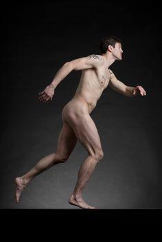 Man running by Ewoud57 on DeviantArt