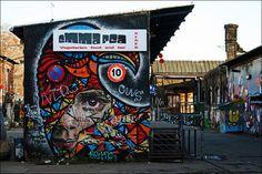ღღ Streetart Berlin - ADNATE | Flickr - Photo Sharing!