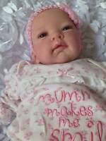 Stunning Custom Reborn Fake Baby Girl Ellie Newborn Child Friendly CE Tested