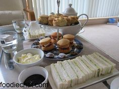 Afternoon Tea at home 5