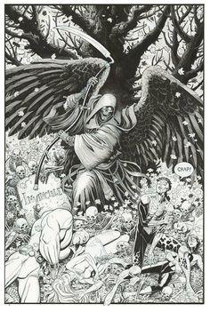 Art by Arthur Adams