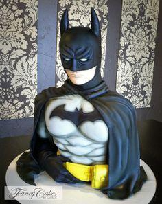 Batman Cake Art