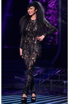 Nicole Scherzinger on The X Factor 2012