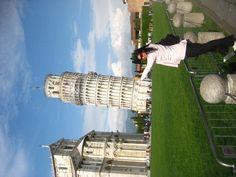 Leaning Tower of Pisa Pisa, Italy - 2010