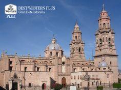 EL MEJOR HOTEL DE MORELIA. La capital michoacana se puede resumir en una sola palabra: maravillosa. En Best Western Plus Gran Hotel Morelia, le invitamos a hospedarse en nuestras instalaciones, donde comenzará una de sus mejores experiencias de viaje. Puede reservar llamando al (443)3228000. #bestwesternmorelia