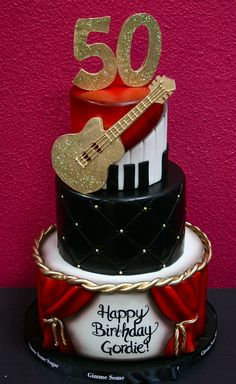 Gordie Brown's 50th Birthday by Gimme Some Sugar (vegas!), via Flickr