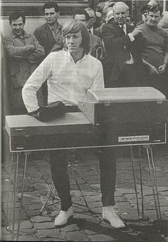 Ray Manzarek of The Doors