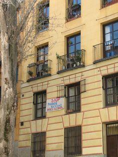 Stop balcony