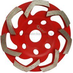 Tarcza diamentowa do szlifowania betonu segment s 125 mm Bicycle Helmet, Cycling Helmet