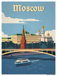 IdeaStorm Studio Store — Travel Posters