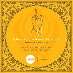 graphically speaking - customised design solutions for your brand Guru Nanak Jayanti, Nanak Dev Ji, Indian Illustration, Indian Men Fashion, Multi Light Pendant, Corporate Branding, Graphic Design Studios, Pastel Colors
