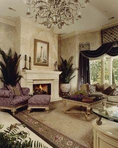 #Home interiors - Elegant